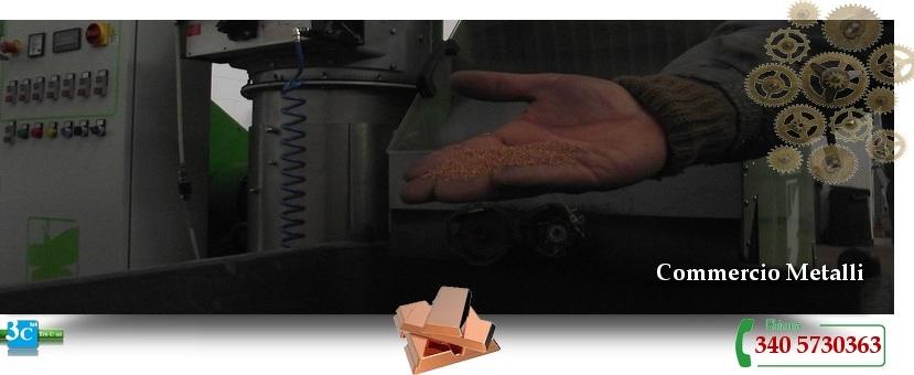 ACQUISTO METALLI ferrosi
